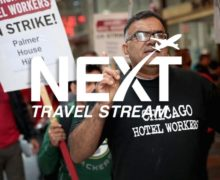 Hotel Workers Strike for Pay, Healthcare, Security