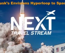 Hyperloop to Spaceport