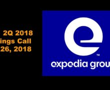 Live Expedia 2Q Call: CEO Mark Okerstrom on OTA Performance