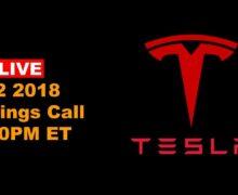 Live Tesla 2Q Call: Elon Musk Shares Leading EV Company's Plans