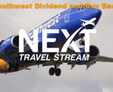 Southwest Dividend and Buy Back