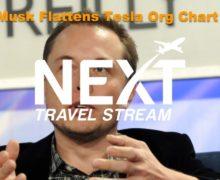 Tesla Flattens Org Structure