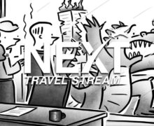 Travel Toons: In the Executive Suite
