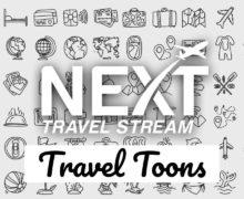 Travel Toons: Uber & Lyft