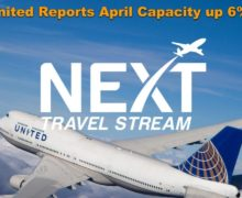 United Airlines Capacity Increasing