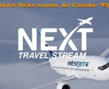 WestJet and Air Canada Spar